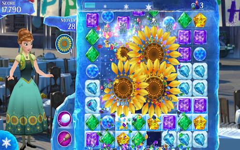 Frozen Free Fall: miniatura de captura de pantalla