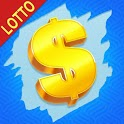 Lottery Scratch Off Ticket Scanner - Scratchers icon