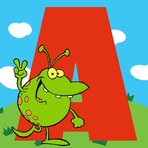 abc alphabet puzzle game