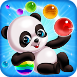 Panda Bubble Shoot Pet Icon