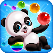 Panda Bubble Shoot Pet