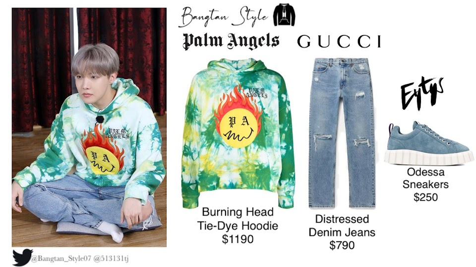 jhope style
