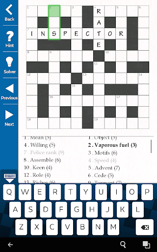 Code Triche Astraware Crosswords APK MOD screenshots 6