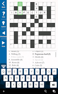 Astraware Crosswords- screenshot thumbnail