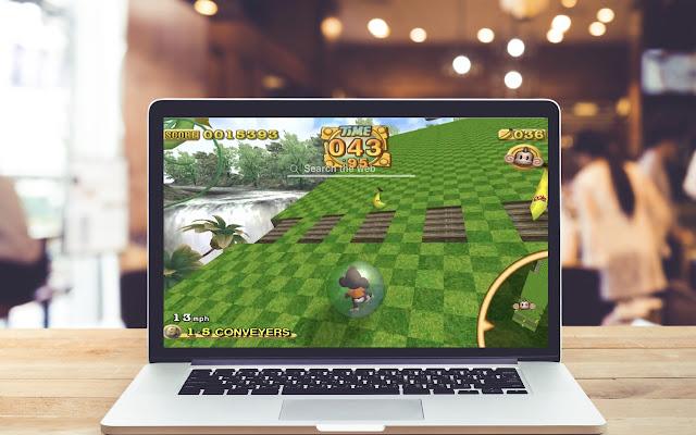 Super Monkey Ball HD Wallpapers Game Theme