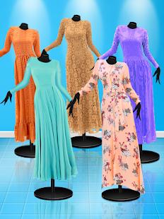 Hijab Dress-Up Doll & Makeup Saloon - náhled