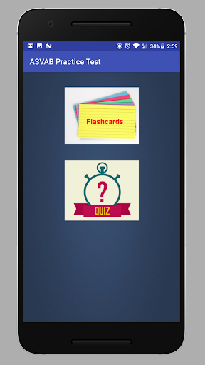 ASVAB Practice Test by QuizzTest (Google Play, United States