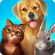 Tải Bản Hack Game Game Pet World – My animal shelter v5.1 MOD Full Miễn Phí Cho Android