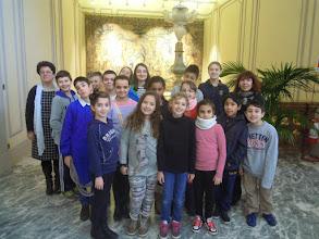 """Photo: 16/02/2015 - Istituto comprensivo Racconigi (Cn), plesso """"Battisti"""". Scuola elementare, classe V C."""