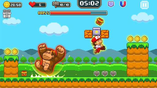 Super Jim Jump - pixel 3d 3.5.5002 Screenshots 2