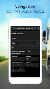 CoPilot GPS - Navigation et Infos Trafic Capture d'écran