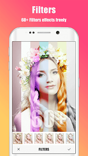 Photo Editor - Face Filters & Collage Maker - náhled
