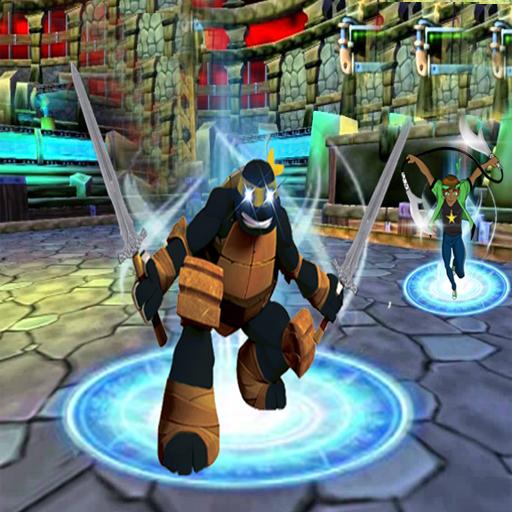 The New - Turtles Ninjago