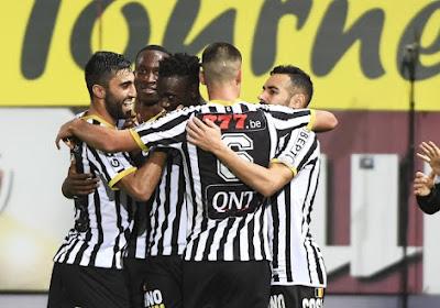 Un grand absent dans la sélection de Charleroi pour aller au Standard !