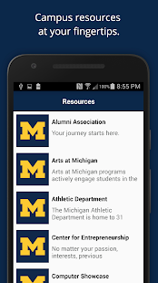 U-M Orientation- screenshot thumbnail