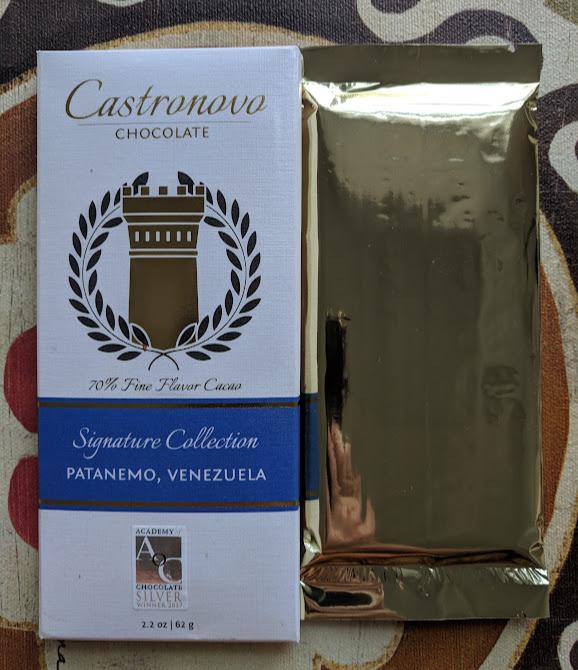 70% Venezuela Castronova Bar