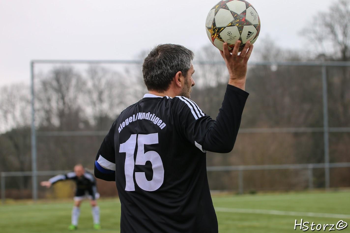 Ü-35 Bezirkspokal SV Endingen – SG Riegel/Köndringen 3:1 (1:1)