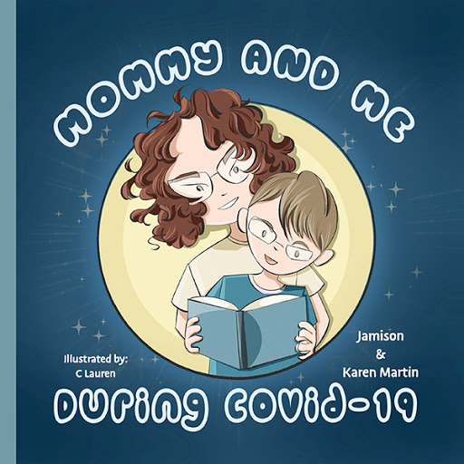 Mommy & Me During Covid-19 cover
