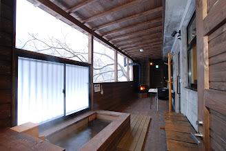 Photo: 露天風呂 Outdoor bath 露天浴室