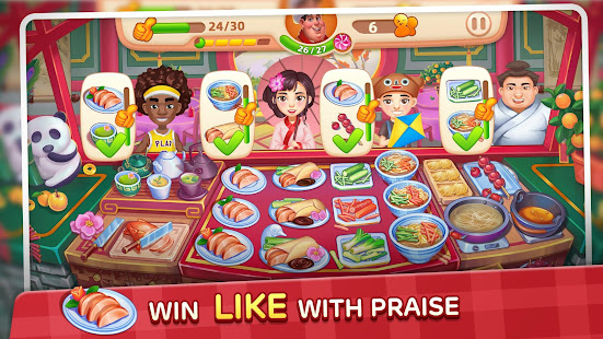 Download Cooking Yummy-Restaurant Game For PC Windows and Mac apk screenshot 6