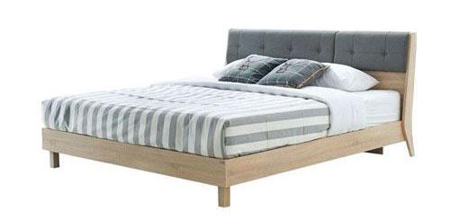 Giường gỗ công nghiệp BENTE