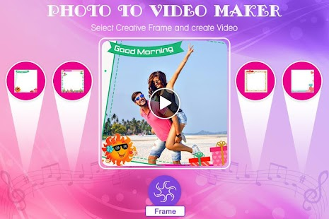 Movie Maker With Music : Photo Slideshow Maker - náhled