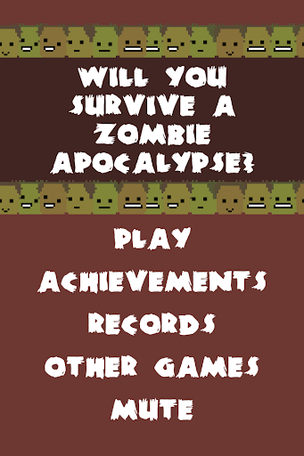 Zombie Apocalypse Quiz - screenshot