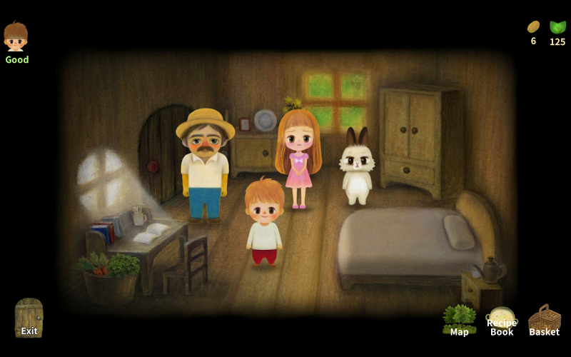 A Tale of Little Berry Forest: Fairy tale game Screenshot 18