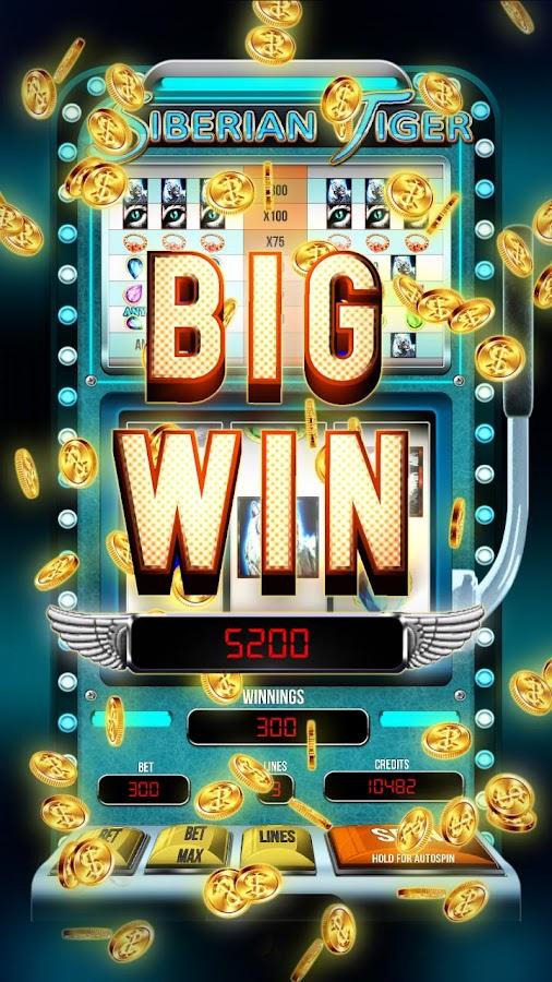 siberian slot machine play for