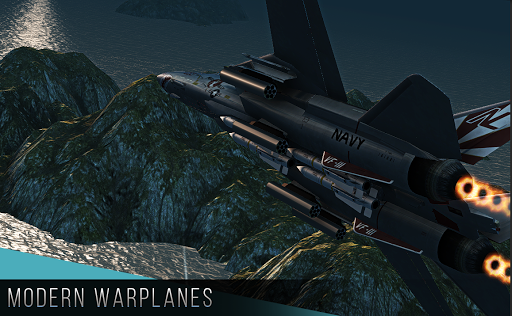 Modern Warplanes: Thunder Air Strike PvP warfare  trampa 9