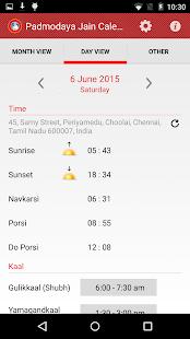 Padmodaya Jain Calendar - náhled