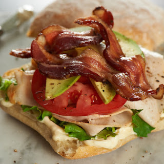 Turkey & Avocado Blt.