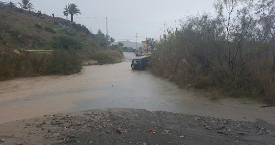 La normalidad vuelve a las carreteras de la provincia tras el temporal de lluvia
