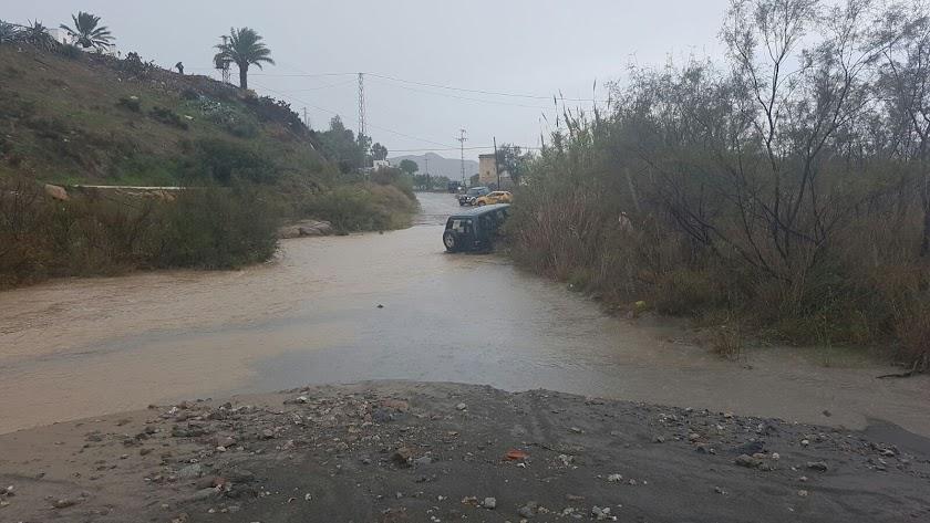 Rambla del Río Alías.