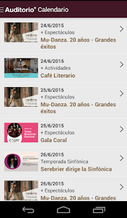 Auditorio Nacional del Sodre- screenshot thumbnail