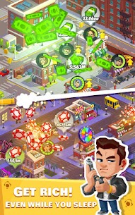 Idle Mafia Mod Apk — Tycoon Manager 2.5.0 (Unlimited Gems) 7