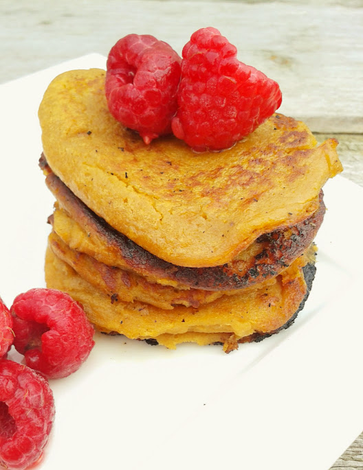 Welcome to Mommyhood: three ingredient healthy pancakes recipe