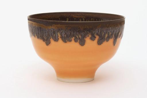 Peter Wills Ceramic Bowl 112