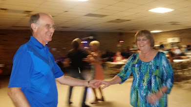 Photo: Rob & Linda Powell were doing some extra Percolating since Rob's retirement! Belmont NC