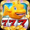 Gold Small Fish Casino Slot 🎰 icon