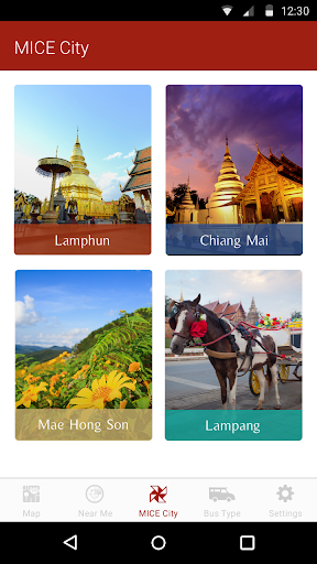 Chiang Mai Bus Guide