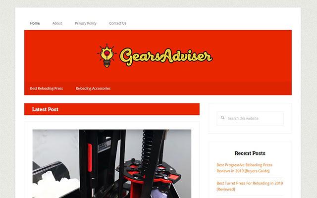 GearsAdviser