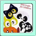 DIY Crafts for Children icon