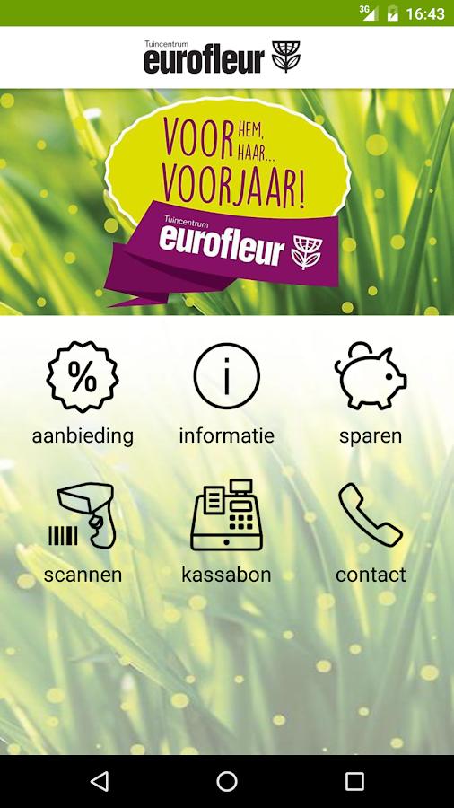 Eurofleur Tuinmeubelen 2016