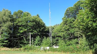 Photo: Le site de l'Association des radioamateurs de la Corrèze-REF19 en JN05VE qui abrite le relais 145MHz, F1ZAT, la balise 144,458 MHz et F5ZWM, la balise 10368,919 MHz.
