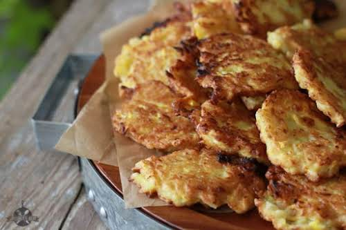 Click Here for Recipe: Squash Fritters If you've got some extra squash...