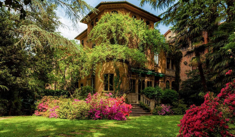 Villa avec jardin et terrasse Trévise