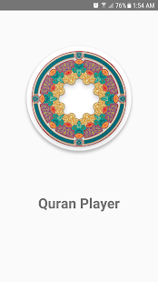 Quran Player - náhled
