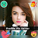 Profile PIC Editor 2017 : Universal (app)