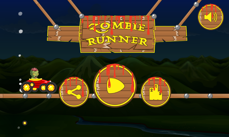 Zombie Runner- screenshot